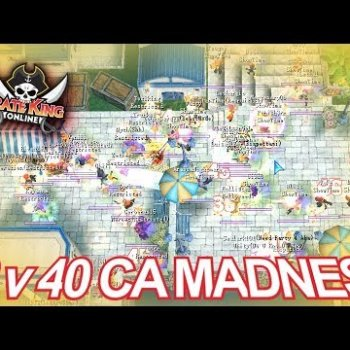 30 v 40 CA Madness (with Mic) { Pirate King Online }