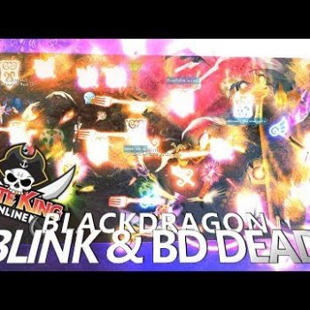 Blink & BD Dead (Black Dragon with Mic & Triple Client) { Pirate King Online }