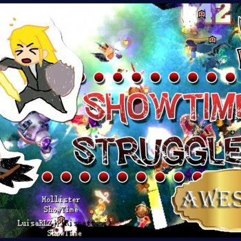 Pirate King Online 2018 - ShowTime struggles at Black Dragon
