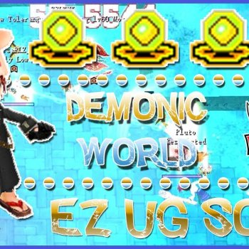 Pirate King Online - Demonic World Full [#3] | Ez UG Soul
