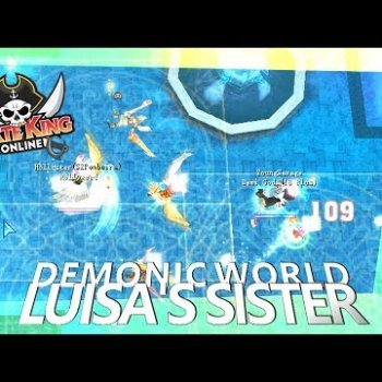 Luisa's Sister (Demonic World with Mic) { Pirate King Online } [ Tales of Pirates ]