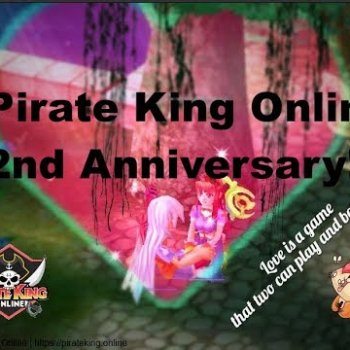 Pirate King Online - 2nd Anniversary