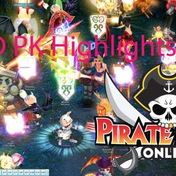 Pirate King Online - Black Dragon PK Highlights