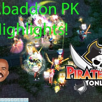 Pirate King Online - Abaddon PK Highlights