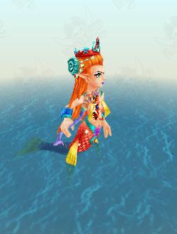 Mmorpg mermaid The Mermaid