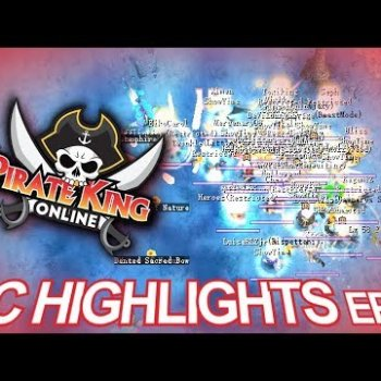 Mic Highlights Episode 13 (Restricted Timezone) { Pirate King Online }