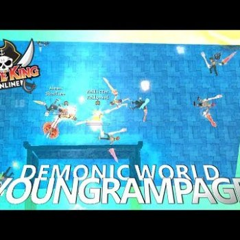 YoungRampage (Demonic World) { Pirate King Online }