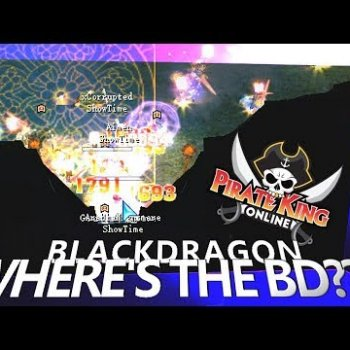 Where's the BD??? (Black Dragon with Mic & Dual Client) { Pirate King Online }
