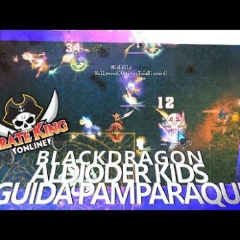 Aldioder Kids Guida Pamparaqui (Black Dragon) { Pirate King Online } [ Tales of Pirates ]