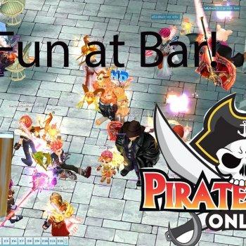 Pirate King Online - Drunken Bar PvP?