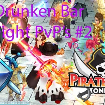 Pirate King Online - Drunken Bar PvP #2