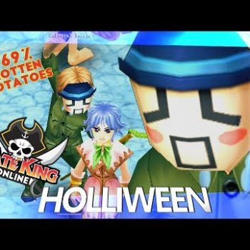 Holliween Trailer { Pirate King Online } [ Tales of Pirates ]