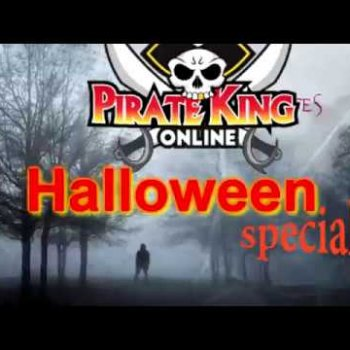 Pirate King Online - Halloween Event