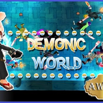 [Awesome] Pirate King Online 2018 - Demonic World PK [#13]
